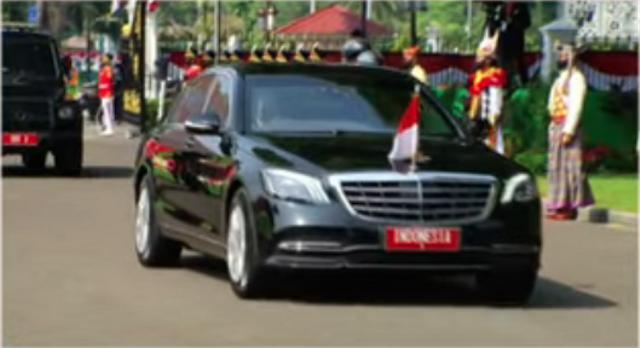 Berita Populer: Mobil Kepresidenan Jokowi; Yamaha QBIX 125 Tiba di Indonesia (67544)