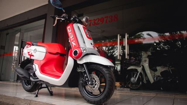 Berita Menarik: Skutik Ikonik Yamaha Dijual; Bocoran Honda CR-V Generasi Baru (63547)