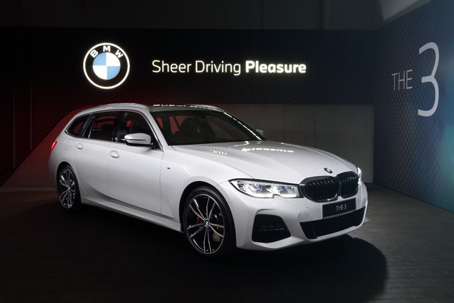 Stok BMW Seri 3 Touring Tinggal 2 Unit, Siapa Cepat Dia Dapat (98406)