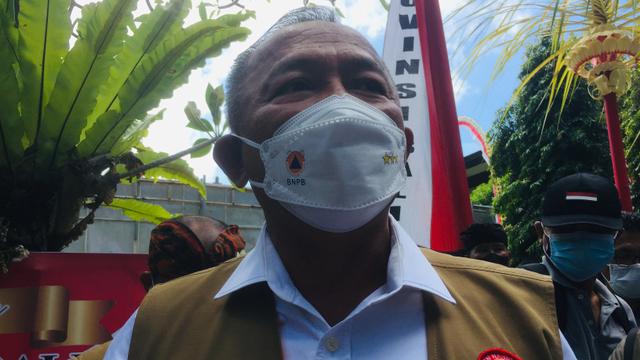 Kondisi Kepala BNPB Usai Alami Pendaratan Darurat Batik Air di Kualanamu (20686)