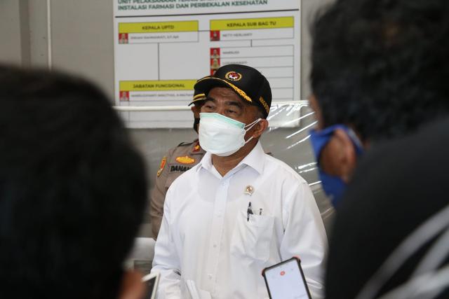 Muhadjir: Pemerintah Siapkan Langkah Hadapi Corona Jadi Endemi, seperti Flu (242446)
