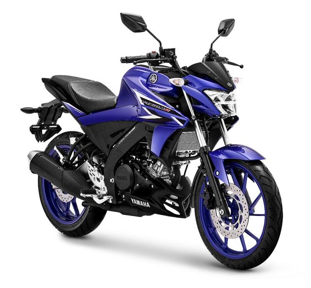 Berita Menarik: Warna Baru Yamaha Vixion R; Hyundai Staria Meluncur di Indonesia (46986)