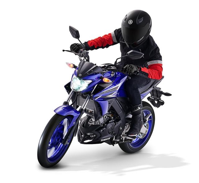 Berita Populer: Seragam Baru Yamaha Vixion R; Hyundai Staria Resmi Mengaspal (110587)