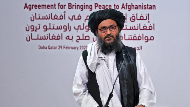 Wakil PM Afghanistan Mullah Baradar Bantah Isu Kematiannya: Saya Baik-baik Saja (1003593)