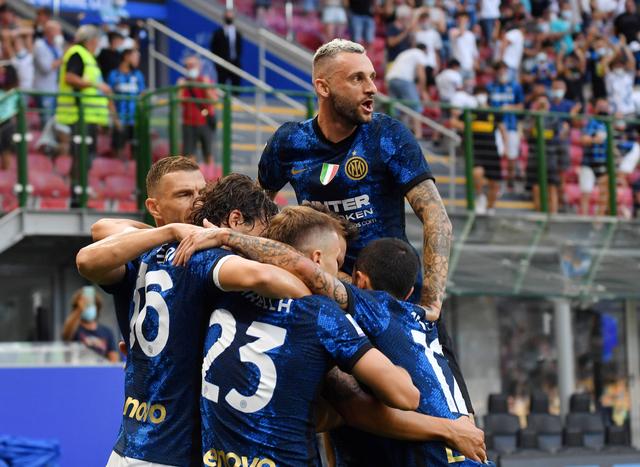 Prediksi Line Up Inter Milan vs Real Madrid di Liga Champions (9716)