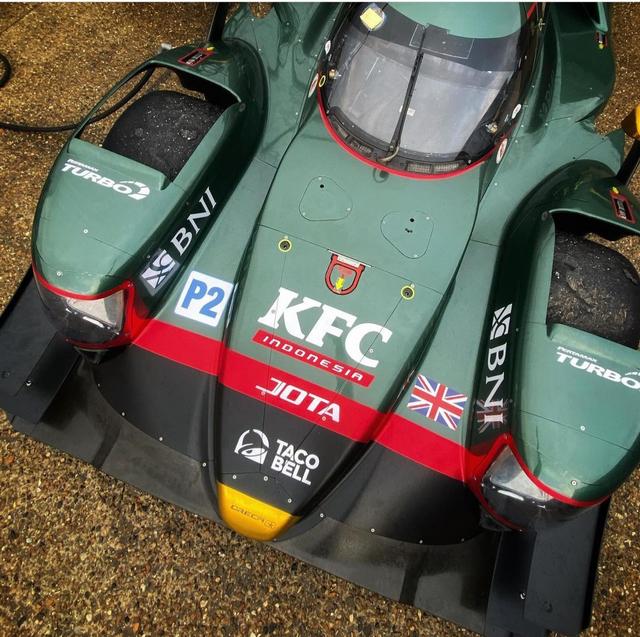 Sean Gelael Juara 2 Balap Ketahanan Le Mans 24 Hour, Ini Spesifikasi Mobilnya (51915)