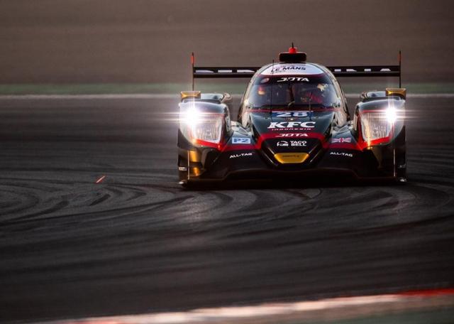 Sean Gelael Juara 2 Balap Ketahanan Le Mans 24 Hour, Ini Spesifikasi Mobilnya (51913)