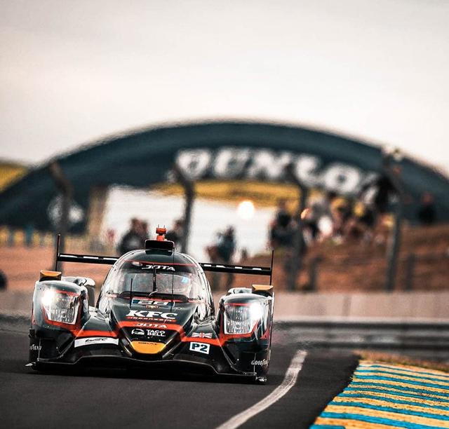 Sean Gelael Juara 2 Balap Ketahanan Le Mans 24 Hour, Ini Spesifikasi Mobilnya (51912)