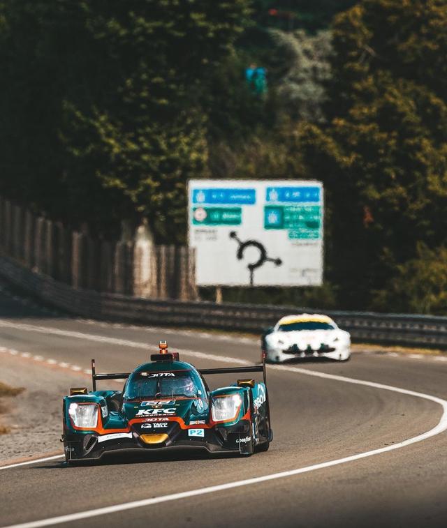 Sean Gelael Juara 2 Balap Ketahanan Le Mans 24 Hour, Ini Spesifikasi Mobilnya (51914)