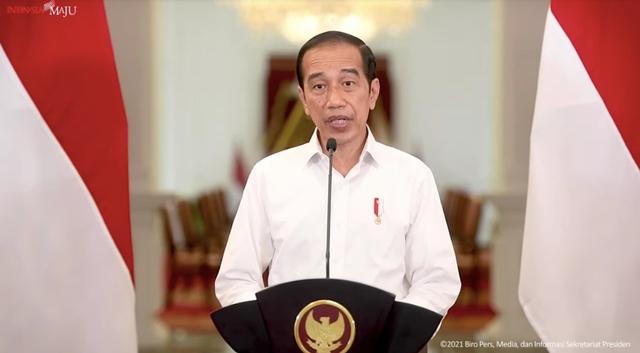 Jokowi: 3-4 Tahun Lagi RI Jadi Produsen Utama Baterai hingga Kendaraan Listrik (428130)