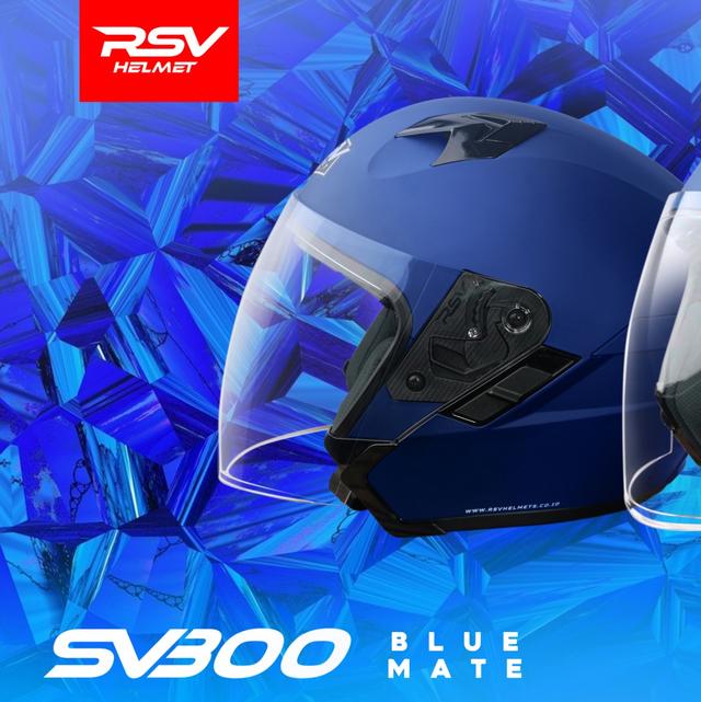 Inilah Dua Helm Baru RSV, Harga Mulai Rp 450 Ribu (87879)
