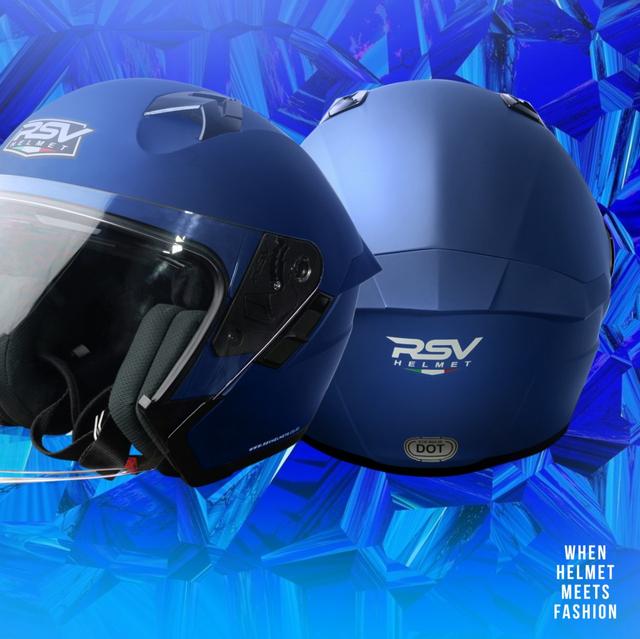 Inilah Dua Helm Baru RSV, Harga Mulai Rp 450 Ribu (87880)