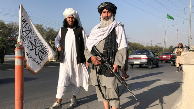 Viral Potret Anggota Taliban, Netizen Sebut Modis dan Kekinian (1)