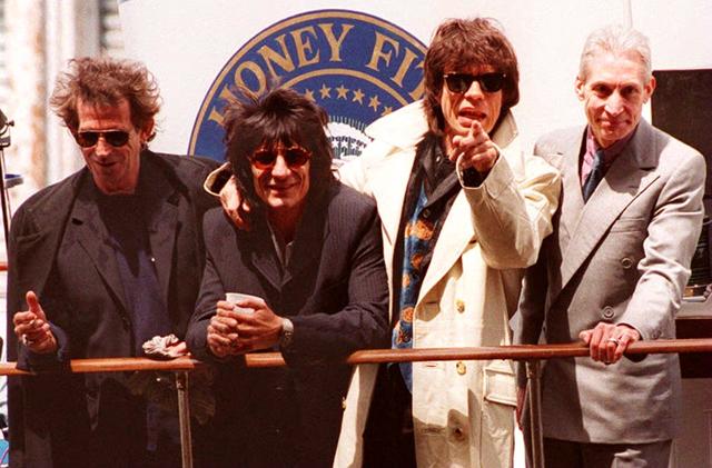 Personel The Rolling Stones Tak Bisa Hadiri Pemakaman Charlie Watts (152783)