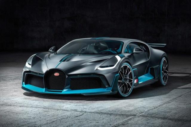 Bugatti Divo, Hypercar yang Jago Nikung (203911)