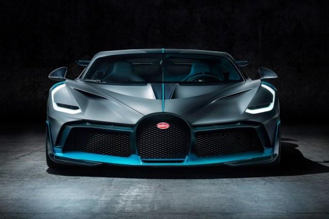 Bugatti Divo, Hypercar yang Jago Nikung (203912)