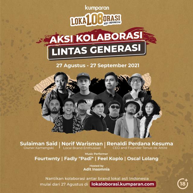 Serunya Aksi Kolaborasi Asli Indonesia di Lokaloborasi (61648)