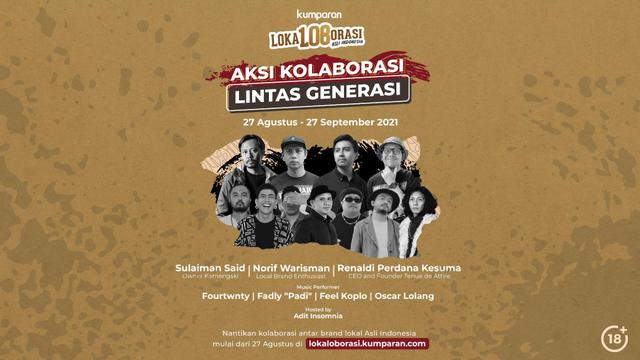 Serunya Aksi Kolaborasi Asli Indonesia di Lokaloborasi (61647)