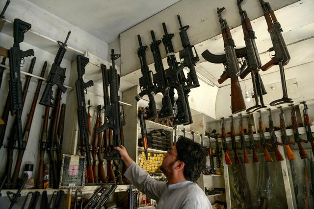 Foto: Darra Adam Khel, Kampung Senjata di Perbatasan Pakistan-Afghanistan (46662)
