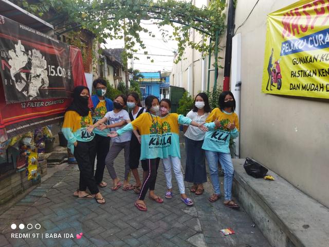 Remaja di Malang Hasilkan Karya Film Bertema COVID-19 (38144)