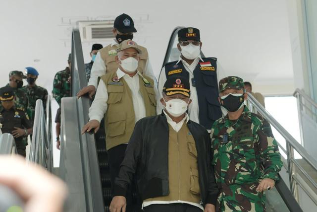 Kepala BNPB Soal Tingginya COVID-19 di Aceh: Pakai Masker dan Vaksinasi  (207633)