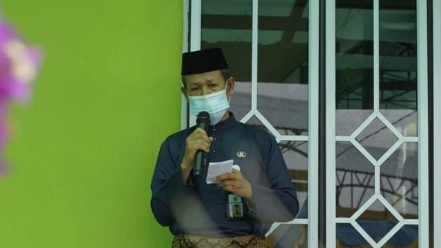 Dinkes Lingga Target Alat PCR di RSUD Encik Maryam Dioperasikan Bulan Depan (93959)