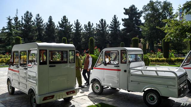 Tak Banyak yang Tahu, Afghanistan Ternyata Punya Mobil Nasional (86333)
