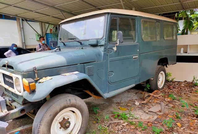 Berita Populer: Lelang Toyota Hardtop Jadul; Mobil Nasional Vietnam ke Indonesia (82641)