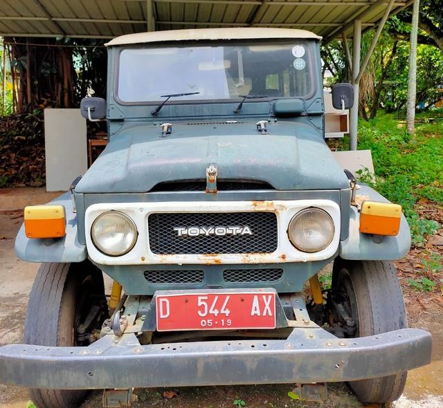 Berita Populer: Lelang Toyota Hardtop Jadul; Mobil Nasional Vietnam ke Indonesia (82640)