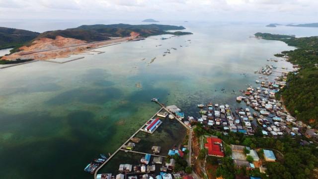 Pulau Tambelan yang Dilelang, Kawasan Konservasi Perairan Terluas di Kepri (95639)