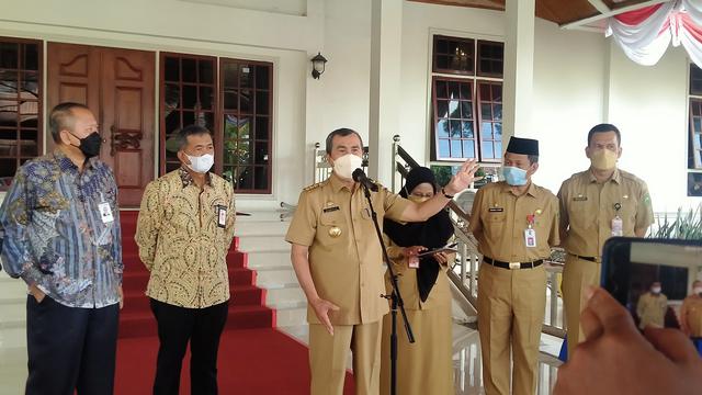 Sudah 28 Warga Riau Terjangkit COVID-19 Varian Delta Selama 2 Bulan (62770)