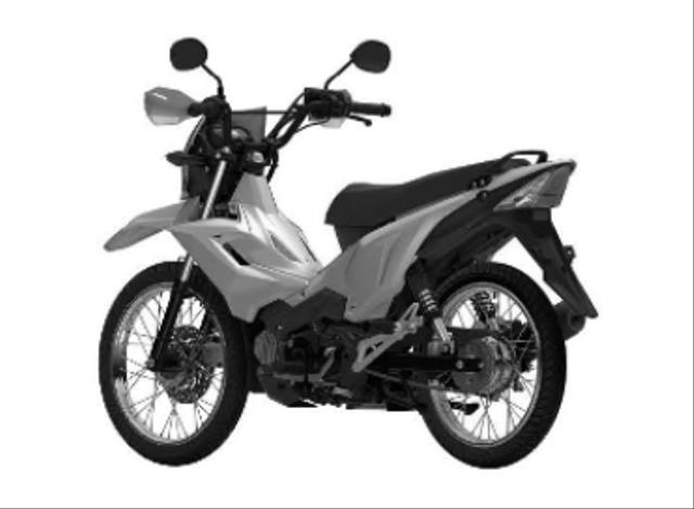 Foto: Sosok Motor Bebek Trail Honda yang Siap Masuk Indonesia (47431)