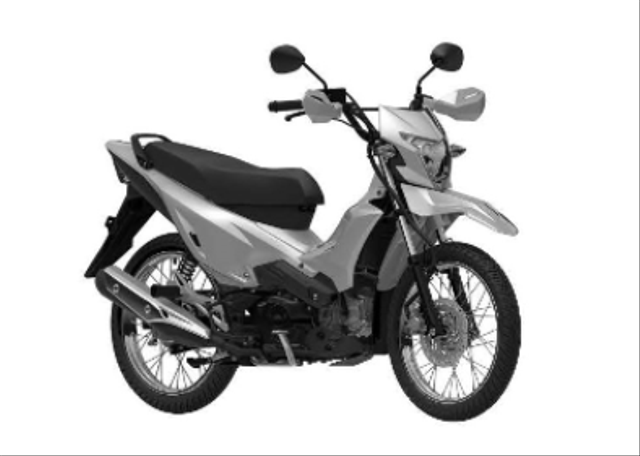 Foto: Sosok Motor Bebek Trail Honda yang Siap Masuk Indonesia (47428)