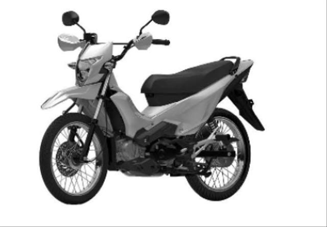 Honda Daftarkan Paten Bebek Trail XRM125 di Indonesia, Konsumsi BBM 65,4 Km/l (46512)