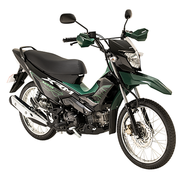 Foto: Sosok Motor Bebek Trail Honda yang Siap Masuk Indonesia (47434)