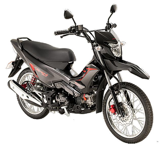 Foto: Sosok Motor Bebek Trail Honda yang Siap Masuk Indonesia (47433)