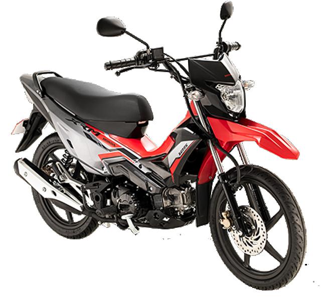 Foto: Sosok Motor Bebek Trail Honda yang Siap Masuk Indonesia (47427)