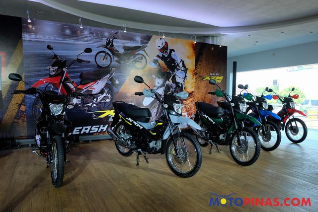 Honda Daftarkan Paten Bebek Trail XRM125 di Indonesia, Konsumsi BBM 65,4 Km/l (46513)