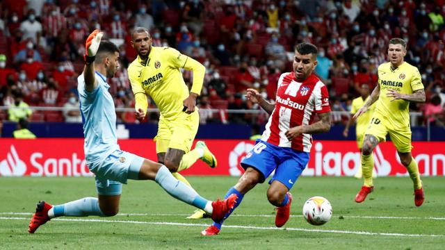 Prediksi Skor Atletico Madrid vs Porto di Liga Champions 2021/22 (397394)
