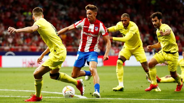 Atletico Madrid vs Porto: Prediksi Skor, Line Up, Head to Head & Jadwal Tayang (10847)