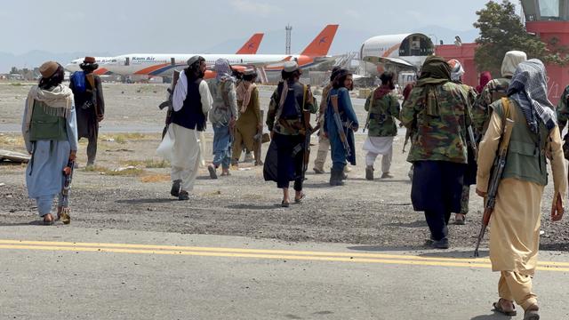 Taliban Umumkan Mullah Hasan Akhund Pimpin Pemerintahan Baru Afghanistan (65347)