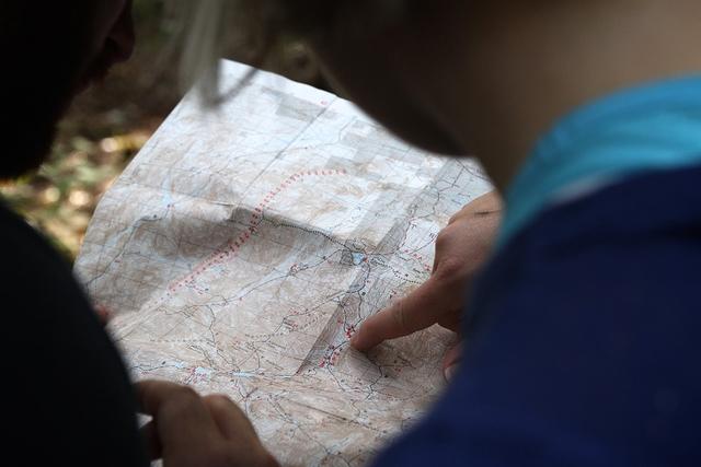 Cara Menggambar Peta: Menjiplak hingga Menggunakan Pantograf (23806)