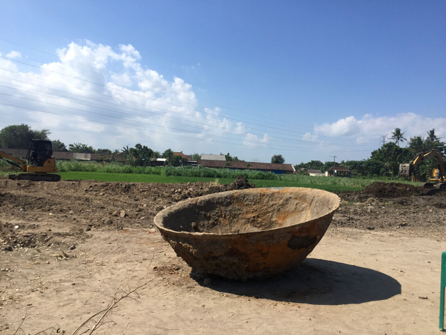 Geger Wajan Raksasa Peninggalan Belanda di Bantul, Buat Apa? (84986)