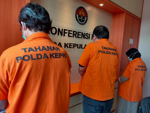 Polisi Tangkap 3 Pengusaha di Kepri terkait Tindak Pidana Pencucian Uang (90389)