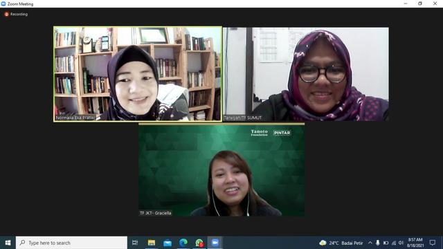 Tanoto Foundation Tetapkan 54 Fasnas Pelatihan Guru Inovatif Berbasis Digital (29616)