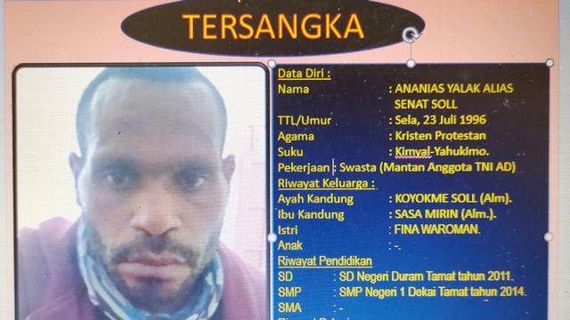 KKB Yahukimo Papua Senat Soll Tertangkap (54965)