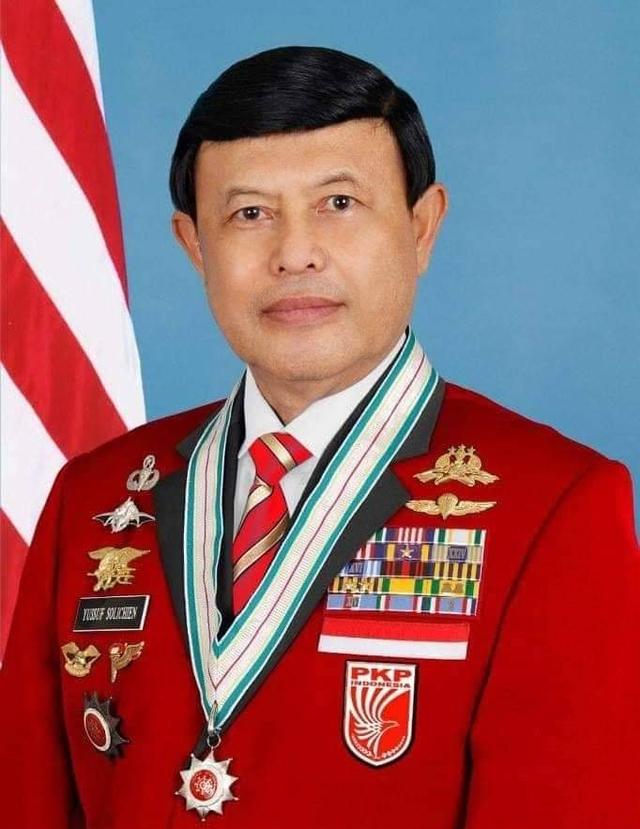 PKPI Ubah Nama Jadi PKP, Yussuf Solichien Jadi Ketum Gantikan Diaz Hendropriyono (90131)