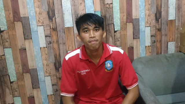 Rafly Ramadan, Putra Asal Batam Dipanggil PSSI Untuk Timnas U-18 (370334)