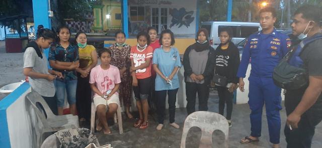 10 Orang TKI Ilegal Gagal Diselundupkan ke Malaysia, 2 Penyalur Ditahan (196614)