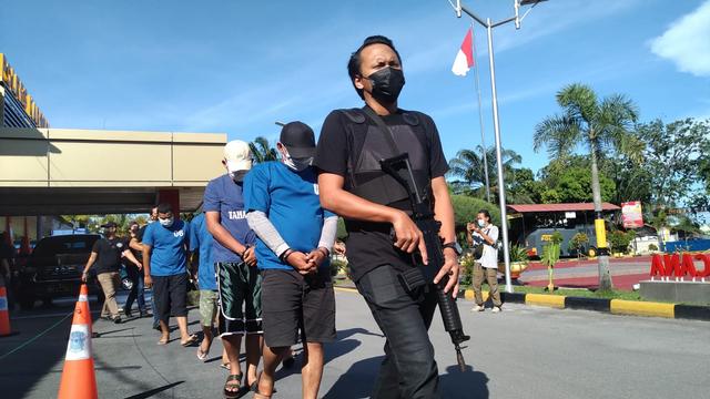 Polisi Bongkar 6 Kasus Peredaran Sabu dan Ganja di Karimun dalam Sebulan (98412)